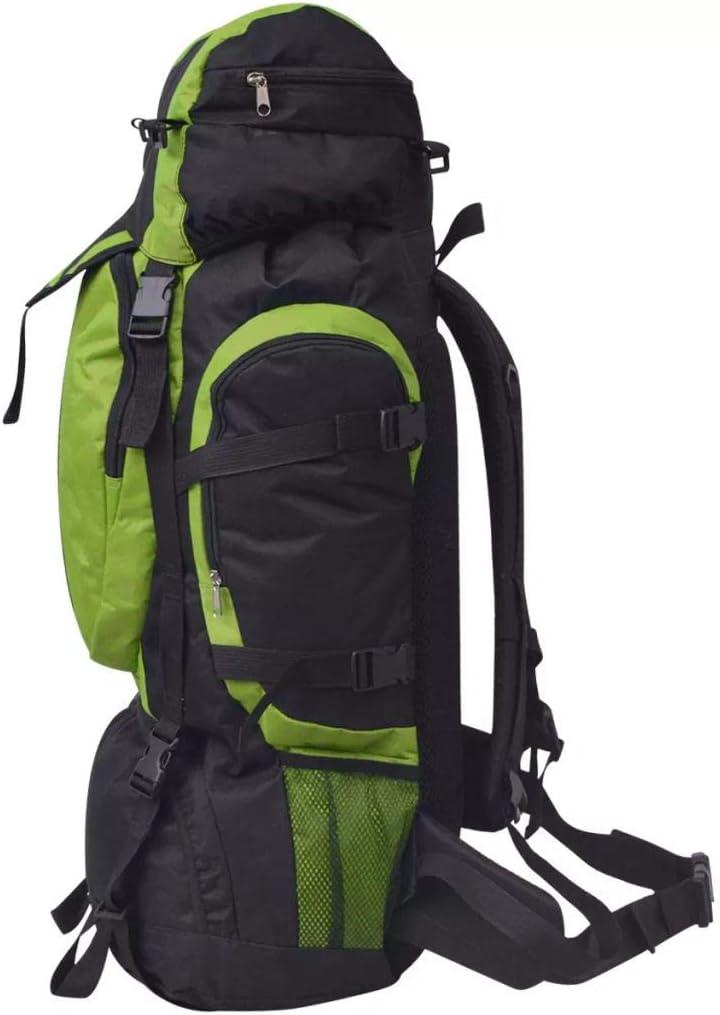 Nishore Trekking Wanderrucksack Reiserucksack Rucksack Outdoor Camping Wandern XXL 75 L 37 x 22,5 x 73 cm-2 getrennte Innenf/ächer