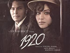1920 - A Vikram Bhatt Film (2008) - (Audio CD/ Hindi Songs/Film Soundtrack/Bollywood)