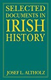 Selected Documents in Irish History 9780765605429