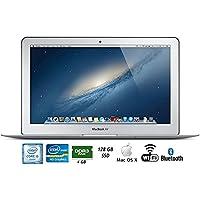 Apple MD711LL/A 12 MacBook Air Intel i5-4250U 128GB SSD, 4GB Laptop - (Certified Refurbished)