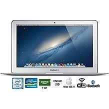"""Apple MD711LL/A 12"""" MacBook Air Intel i5-4250U 128GB SSD, 4GB Laptop - (Certified Refurbished)"""