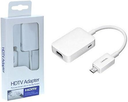 Y & M (TM) adaptador HDMI, 1080p MHL 2.0 a HDTV HDMI MHL Cable ...