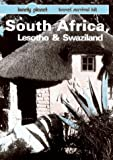 South Africa, Lesotho and Swaziland, Richard Everist and Jon Murray, 0864423233