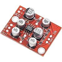 AD828 - Módulo de preamplificador de micrófono dinámico estéreo DC 3.8V-15V MIC Preamp Module