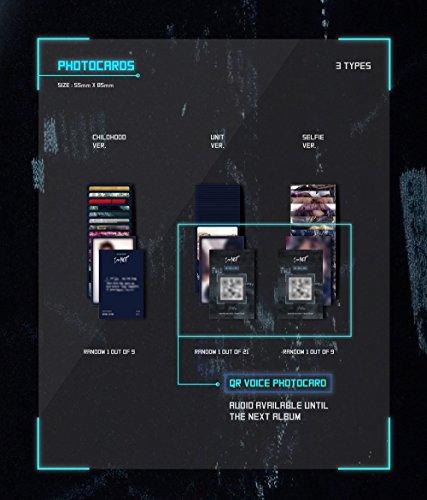 JYP Entertainment Stray Kids - I am NOT [I AM + NOT ver. Set] (1st Mini Album) 2CD+Photobook+3Photocards by JYP Entertainment (Image #4)