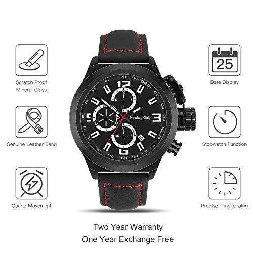 Class Chronograph Watch - 8