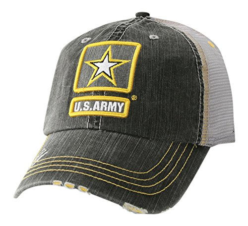 Mitchell Proffitt US Army Cap -Army Hat with Official Star Logo