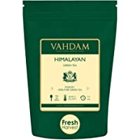 VAHDAM, Hojas de Té Verde del Himalaya (50