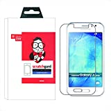 Scratchgard Tempered Glass Clear Protector Screen Guard for Samsung Galaxy J1 ace SM - J110H