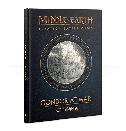 Citadel Gondor at War Lord of The Rings Strategy Battle Game Book (HB)