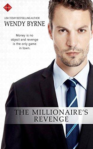 book cover of The Millionaire\'s Revenge