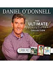 DANIEL O'DONNELL THE ULTIMATE INSPIRATIONAL COLLECTION 2CDs & 1DVD