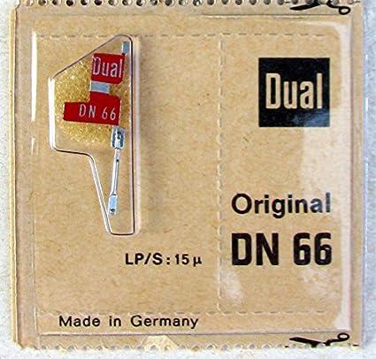Aguja de repuesto original Dual DN 66 SAFIR Aguja para Tocadiscos ...