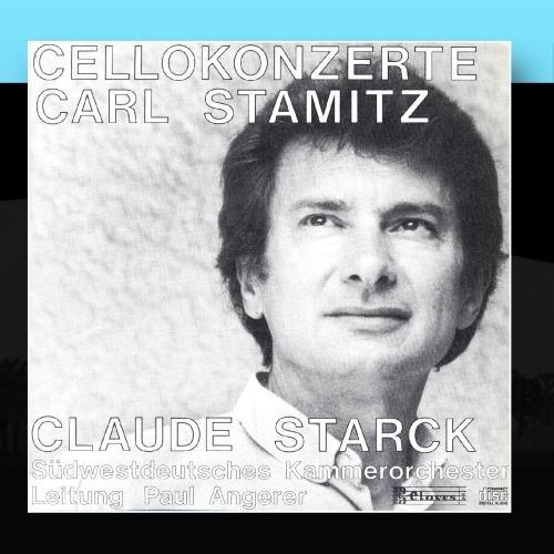 Price comparison product image Carl Stamitz: The Three Cello Concertos