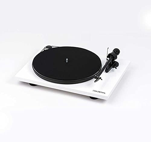 Pro-Ject Essential III Belt-Drive Turntable