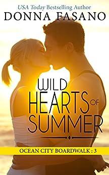 Wild Hearts of Summer: The Inheritance (Ocean City Boardwalk Series, Book 3) by [Fasano, Donna]
