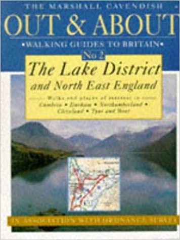 Lake District and North East England (Out & about walking guides to Great Britain)