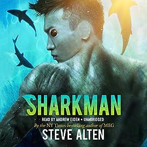 Sharkman Audiobook