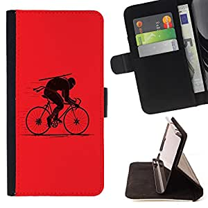 Dragon Case- Mappen-Kasten-Prima caja de la PU billetera de cuero con ranuras para tarjetas, efectivo Compartimiento desmontable y correa para la mu?eca FOR HTC One M7- Coffee Cup Patten Art