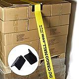 TEHAUX 100 Pcs Corner Edge Protectors Plastic Tie