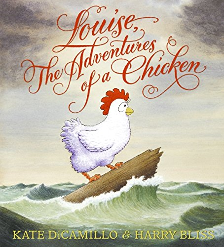 Louise, The Adventures of a Chicken (City Chickens)