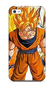 For Iphone 5c Tpu Phone Case Cover Dbz