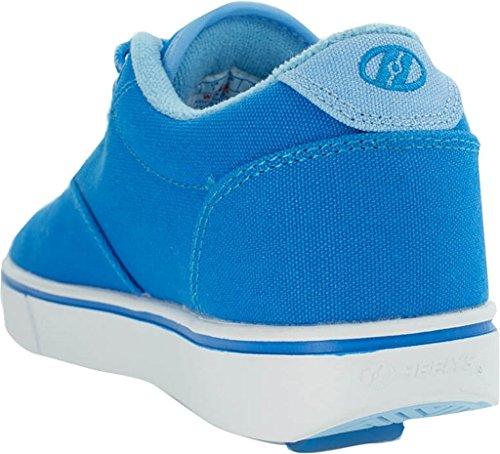 Heelys Lanseringen Skatesko (barn / Litet Barn / Big Kid) Ljusblå / Blå / Vit