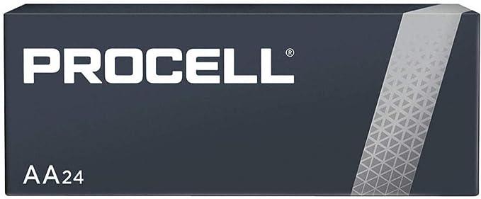 BN-01060 pilas Duracell Procell AAA paq de 10 Duracell Procell AAA Pack de 1