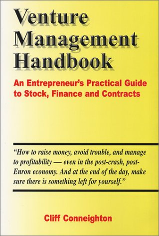 Download Venture Management Handbook: An Entrepreneur's Practical Guide to Stock, Finance and Contracts ebook