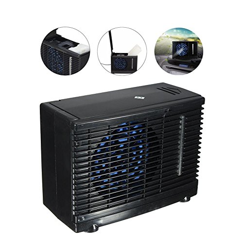 Chengstore Portable 12V Mini Evaporative Air Conditioner Water Cooler Cooling Fan for Car Truck by Chengstore (Image #6)