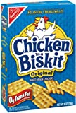 Chicken In A Biskit Original Crackers, 8-Ounce Units (Pack of 6)