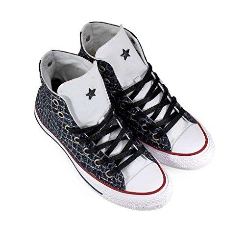 Printemps Femme Converse Glitter Été Taylor Chaussures Ed Star All Chuck Ltd Baskets Bleu 2018 PqTUwxq5