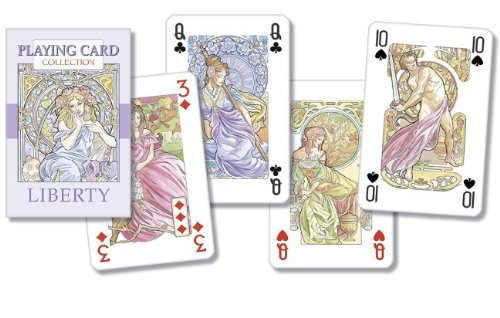 Liberty Playing Cards Pc12