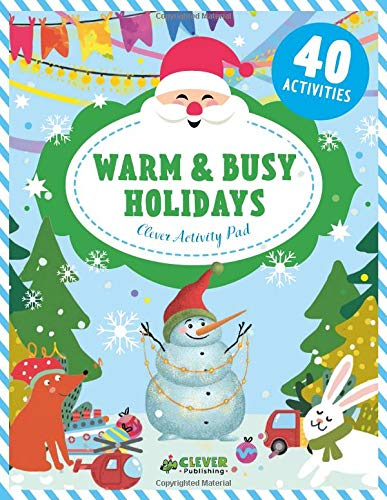 Warm & Busy Holidays (Clever Activity