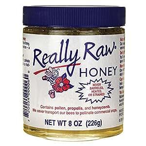 REALLY RAW Raw Honey - 8 oz