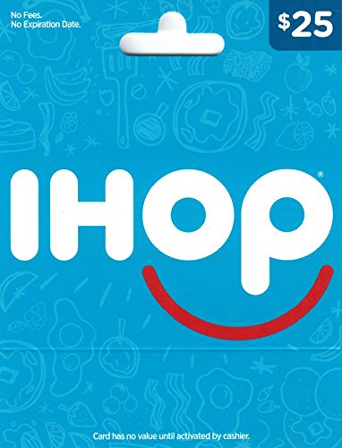 IHOP Gift Card IHOP Holiday Gift Card $25