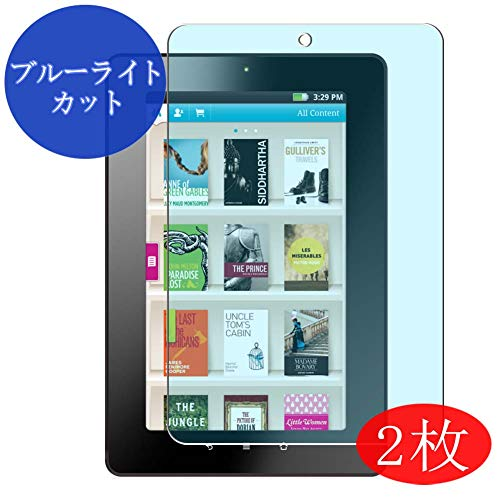 【2 Pack】 Synvy Anti Blue Light Screen Protector for Kobo VOX 7