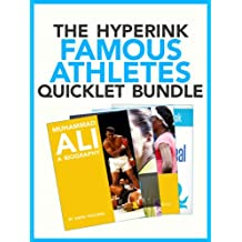 The Famous Athletes Biography Bundle (Muhammad Ali, Hope Solo, The Williams Sisters, Shaq)