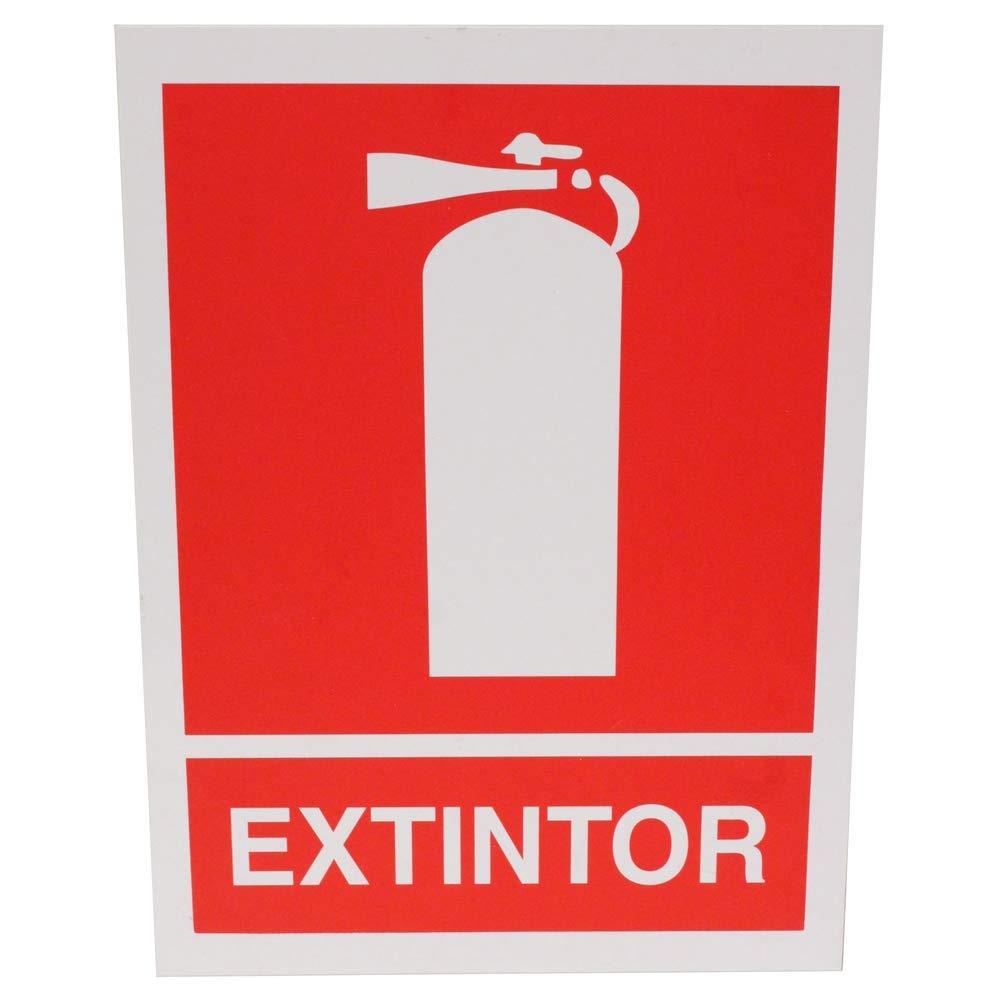 PrimeMatik - Cartel de señalización de extintor de incendios ...