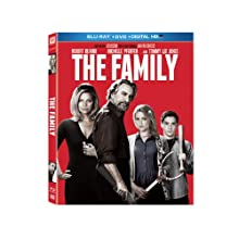 The Family [Blu-ray] (2013)