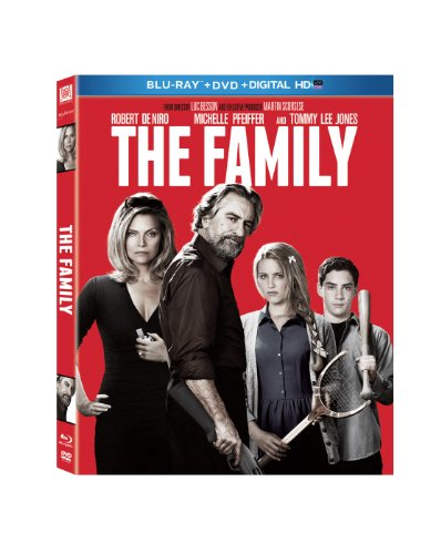 (The Family [Blu-ray])