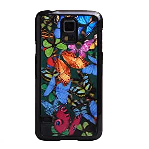 DHSHOP Unique Protective Slim Hard Shell Cover Case for Samsung Galaxy S5 i9600 (Style 14)