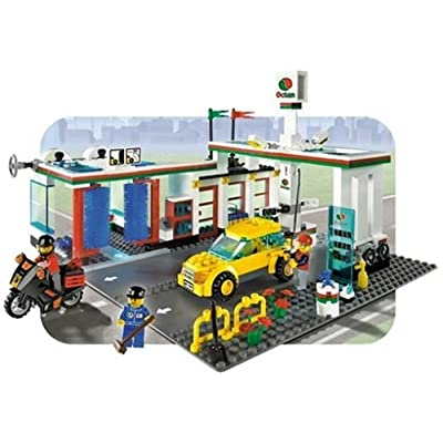 LEGO City Service Station Limited Edition (7993): Toys & Games