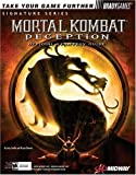 Mortal Kombat: Deception Official Strategy Guide (Official Strategy Guides) by Joey Cuellar (1-Oct-2004) Paperback