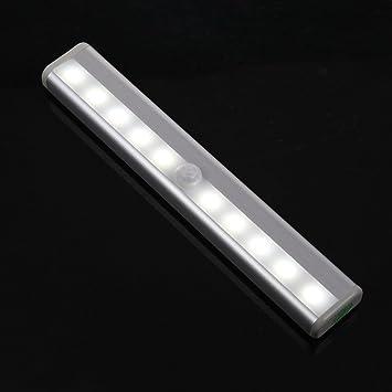 Amazon Com Exlight Motion Sensor Closet Light Under Cabinet Light