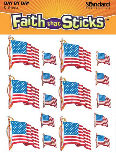 American Flag (Faith That (44 Decorative Flag)
