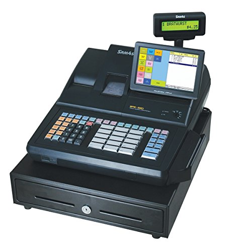 SAM4S SPS-520 RT Cash Register with MS9540 Scanner for sale  Delivered anywhere in USA