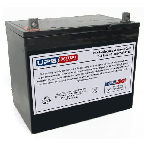 CSB XTV12750 XTV 12V 75Ah Sealed Lead Acid Replacement Battery