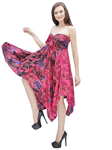 Women Maxi With Adjustable Neck Strap Aakriti Gallery