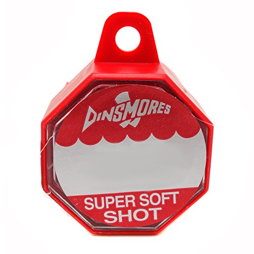 DINSMORE Single Size Lead Shot Despensers (Size (Dinsmores Egg Shot)